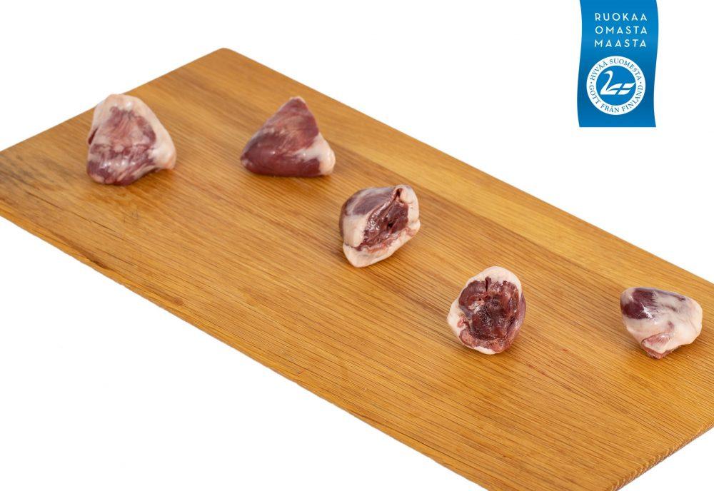 Hauhalan hanhifarmi - Hauhalan hanhen sydän