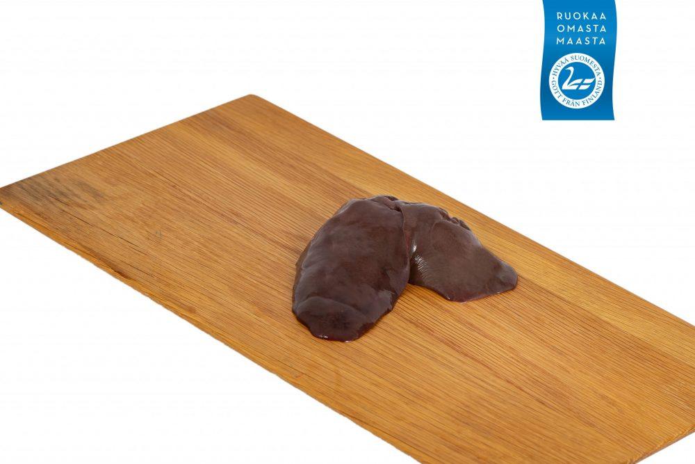 Hauhalan hanhifarmi - Hauhalan hanhen tumma maksa