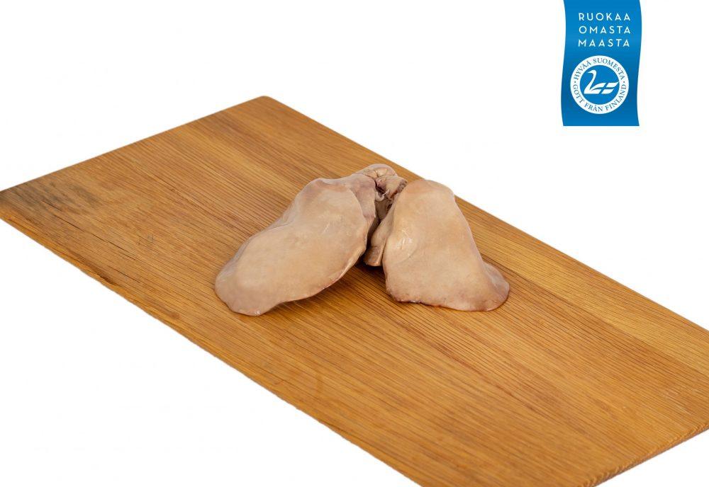 Hauhalan hanhifarmi - Hauhalan vaaalea hanhenmaksa