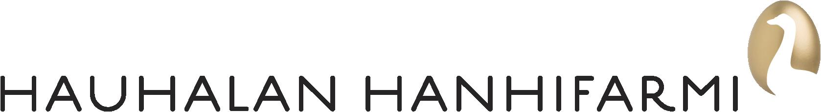 Hauhalan hanhifarmi - logo