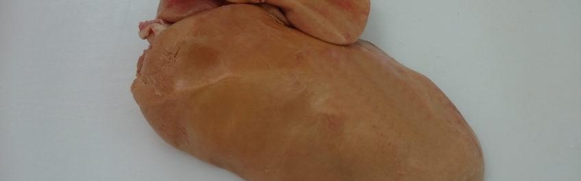 Hauhalan hanhifarmi - Vaalea hanhenmaksa